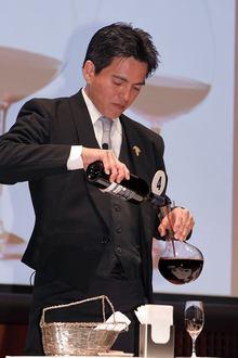 ソムリエ・田上清一郎が「第12回JETCUP イタリアワイン・ベスト・ソムリエ・コンクール」で見事優勝いたしました