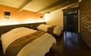 アイランドビューヴィラ 寝室